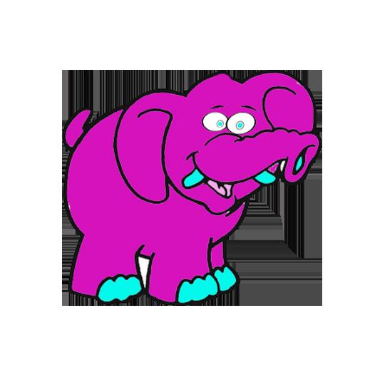 Krazy Lephant 街機 App LOGO-APP試玩