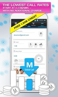 Global Call­ - Free $1.0 - screenshot thumbnail