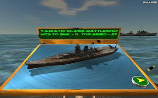 Screenshot of Torpedo Strike Free