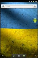Screenshot of EURO Ukraine Live Wallpaper