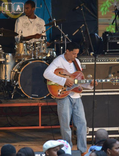 St.Lucia Jazz Arts Festival