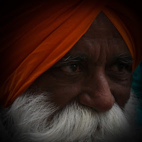 Sikh by VAM Photography - People Portraits of Men ( parade, sikh, cities, places, nyc, man,  )