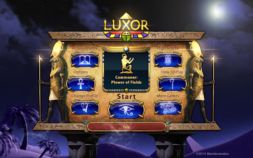 Luxor HD - screenshot thumbnail