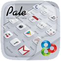 Pale GO Launcher Theme icon