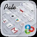 Pale GO Launcher Theme icon