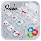 Pale GO Launcher Theme 2.2.42 Apk