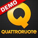 Quattroruote Android Demo logo