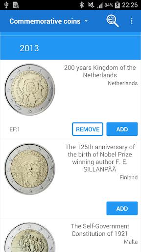 Euro Coin Album