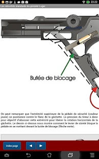 Mécanique du pistolet Luger- screenshot thumbnail