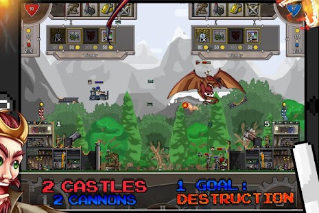 Cannon Crasha Screenshot 1