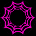 Pink Webcons Launcher Icons icon
