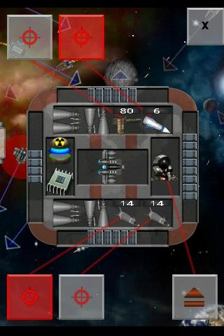 Space Squadron- screenshot