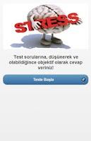 Screenshot of Stres Testi