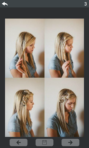 Hairstyle Step by Step - 4