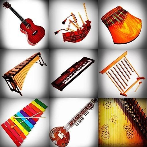 娱乐の楽器4 LOGO-記事Game