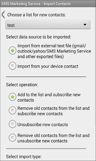 【免費商業App】SMS Marketing Service PRO-APP點子