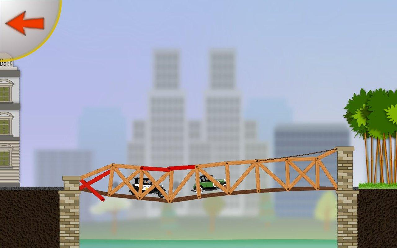 Wood Bridges Pro - screenshot