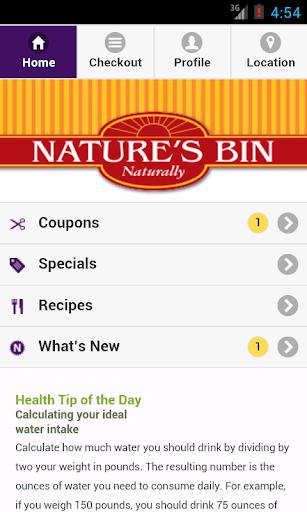 Nature's Bin