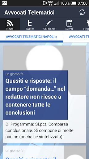 Avvocati Telematici Napoli