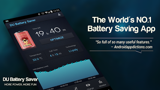 DU Battery Saver PRO & Widgets v3.8.5