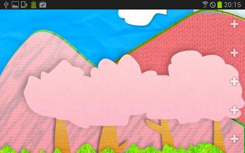 Paperland Spring|玩個人化App免費|玩APPs