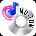 おもしろ着ボイスライブラリ1(MU-TON) icon