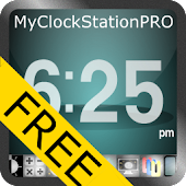 Free Alarm Clock For Tablet
