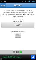 Screenshot of Calendar By Shifts Free