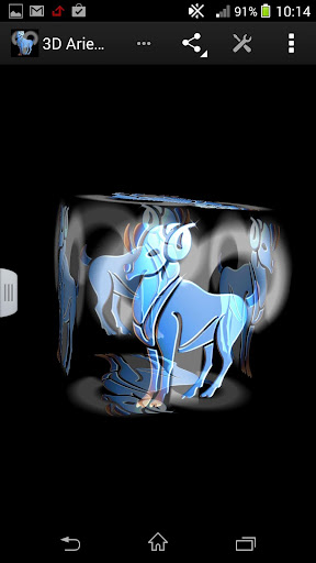 3D白羊座生肖壁紙