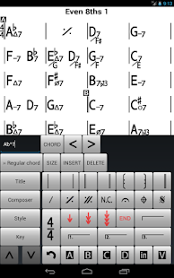 iReal Pro MusicBook-PlayAlong - screenshot thumbnail