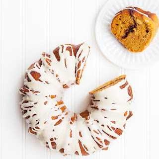 Sweet Potato Bundt Cake Recipe