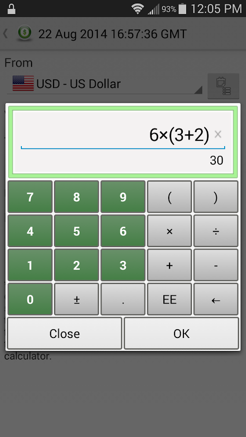 Unit Converter- screenshot