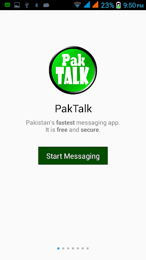 Pak Talk Free Messaging