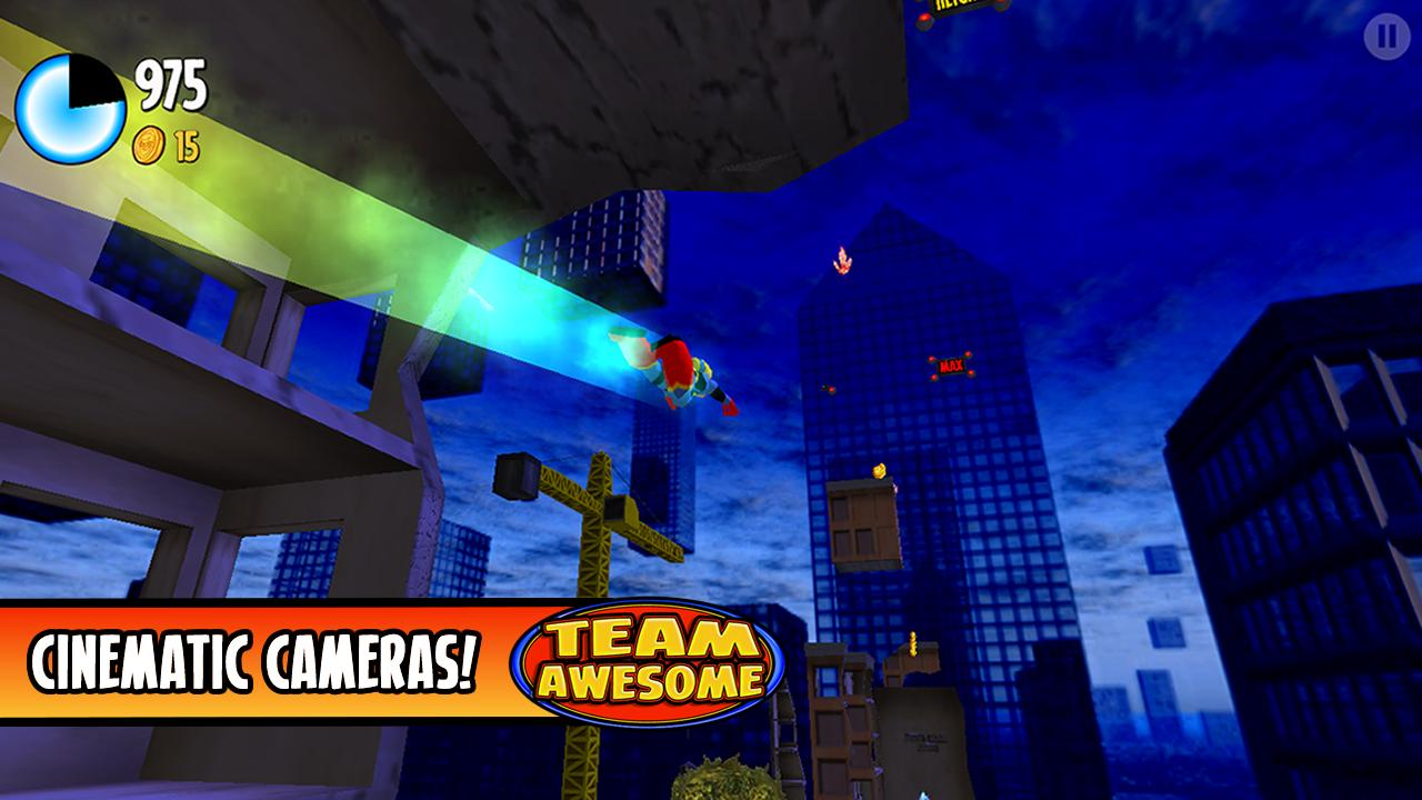 Team Awesome- screenshot