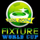Fixture Copa Mundial Brasil icon