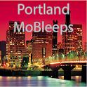 Portland MoBleeps logo