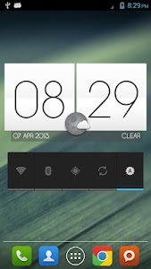 UCCW - Flat Sense v3.4