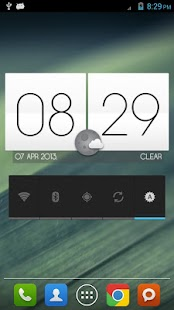 UCCW - Flat Sense- screenshot thumbnail