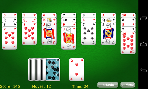 Royal Golf Solitaire
