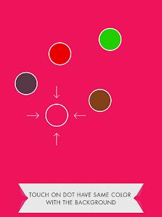 FDots - Touching colors