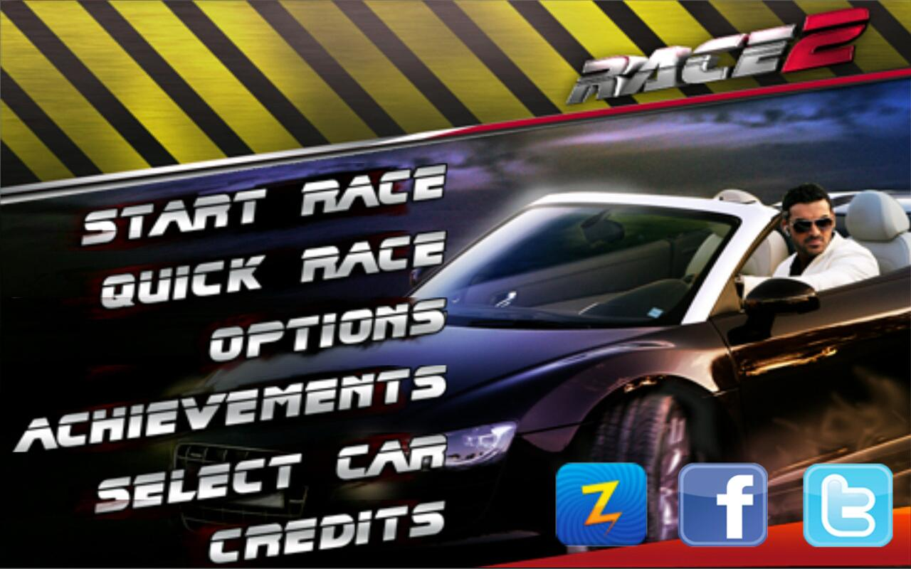 Race 2 - screenshot