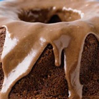 Amazing Chocolate Lemonade Microwave Cake.