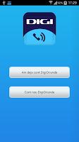 Screenshot of Digi.Oriunde