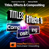 Final Cut Pro X Titles & FX