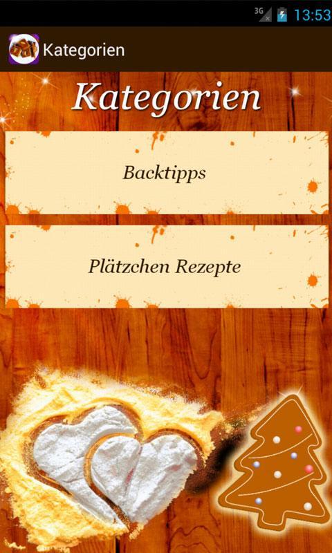 backen tipps f r gute rezepte android apps on google play. Black Bedroom Furniture Sets. Home Design Ideas