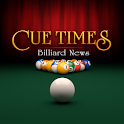 Cue Times Billiard News icon