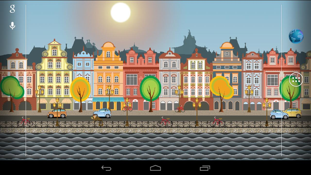 amsterdam city live wallpaper android apps on google play. Black Bedroom Furniture Sets. Home Design Ideas