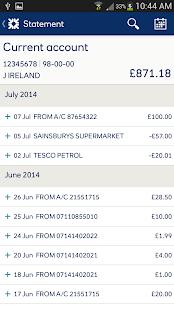 Ulster Bank NI - screenshot thumbnail