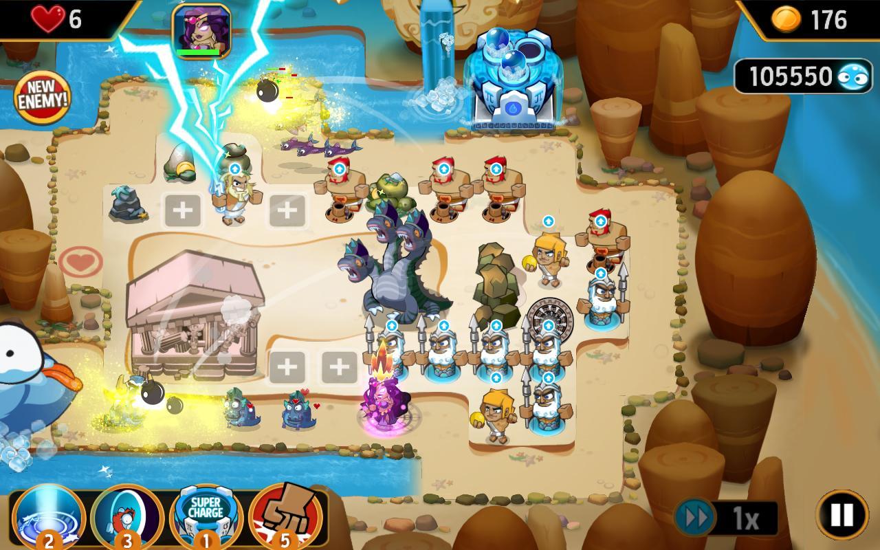 OMG: TD! APK by Yodo1 Games Details