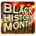 Black History Month 2012 logo